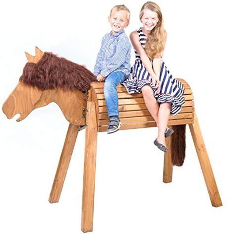Pferd Spielen Kinder