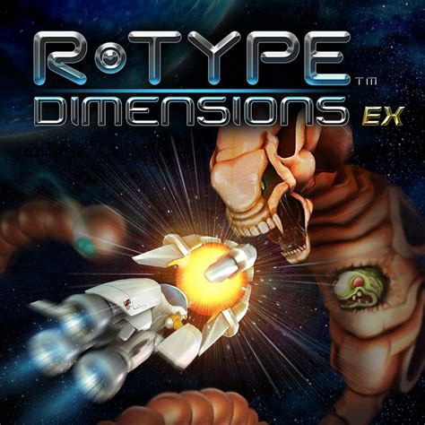 R Type Dimensions Ex Game Ps4 Playstation