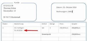 Wann Muss Eine Rechnung Spätestens Gestellt Werden : dj rechnungsvorlage template download im ms word format ~ Themetempest.com Abrechnung