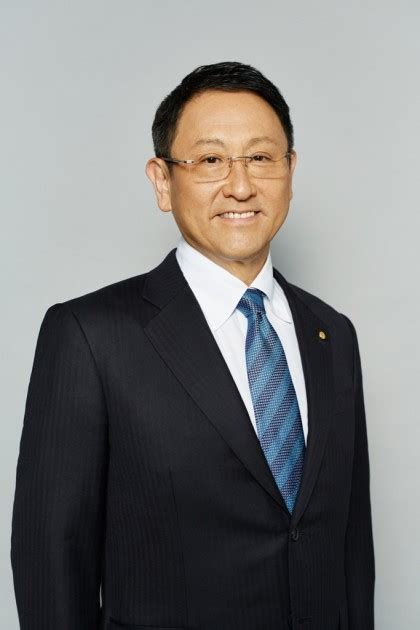 Akio Toyoda: The Face of the World's Largest Automaker ...