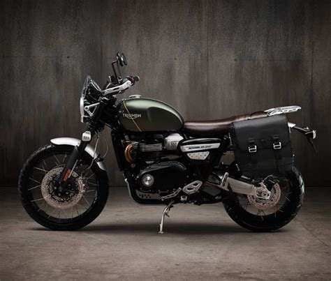 Modification Triumph Scrambler 1200 by Triumph Scrambler 1200