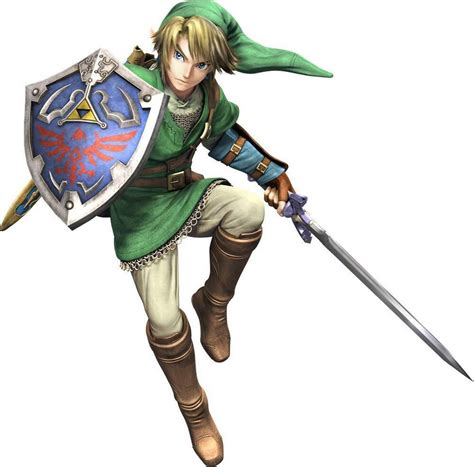 Link Decal The Legend Of Zelda Removable Wall Sticker Home