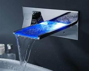 Robinet Cascade Baignoire : le robinet cascade en 70 photos ~ Nature-et-papiers.com Idées de Décoration