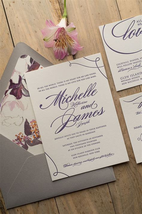 20 awesome wedding invitations costco koelewedding com