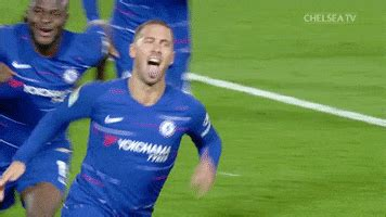 Eden Hazard GIF by Chelsea FC - Find & Share on GIPHY