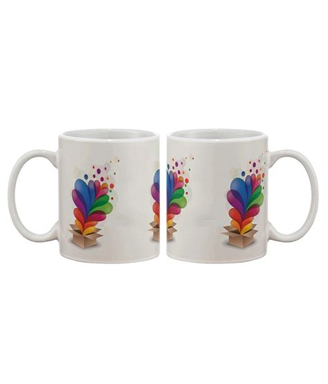artifa colourful coffee mug buy at best