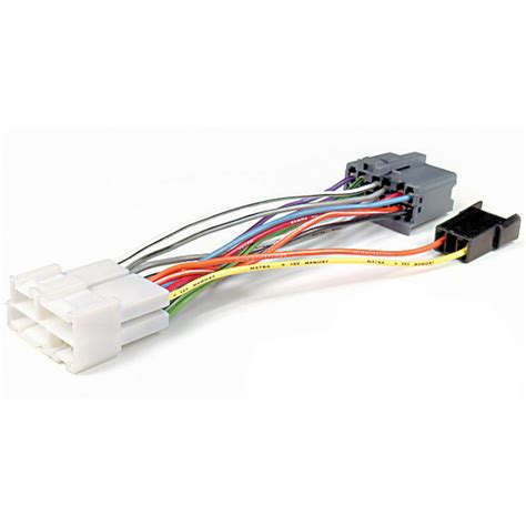 For Gm Radio Wiring Harnes Connector by Metra Electronics 70 1861 Wiring Harness Gm Oem Adapters