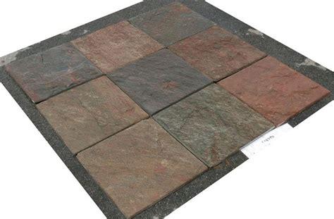 builddirect slate tile copper quartzite multi view