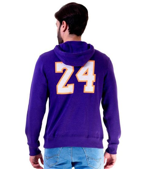 Adidas NBA Purple Lakers Sweatshirt - Buy Adidas NBA ...
