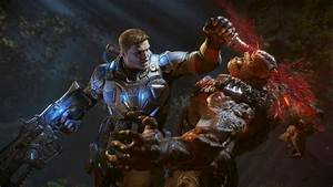 These HQ Gears Of War 4 Screenshots Art Are Mindblowing