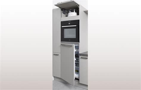 darty hotte cuisine meuble pour frigo encastrable cuisine en image