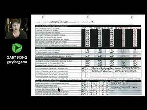 Digital File Control Sheet - Post Production - YouTube