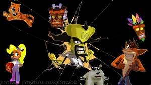 Crash Bandicoot Wallpaper 1080p by D3M0L1SH3R on DeviantArt