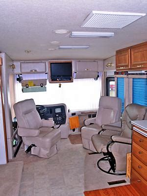 recreational vehicles diesel pushers  overland