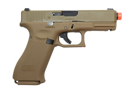 Elite Force Fully Licensed GLOCK 19X Gas Blowback Airsoft ...
