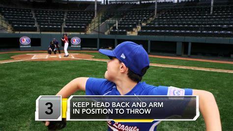 league majors pitching mechanics  youtube