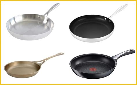 frying pans iron cast non stick steel stainless pan food most chef range discover
