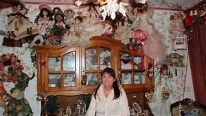 Wohnung Weihnachtlich Dekorieren : sammlerin gisela joseph eine wohnung voller puppen in nortrup ~ Buech-reservation.com Haus und Dekorationen