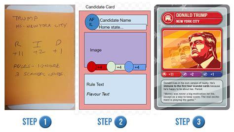 design  card game   tips   game designer