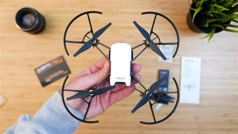 Maybe you would like to learn more about one of these? DJI TELLO Ryze Tech DRONE - UNBOXING and SETUP - 4K - YouTube