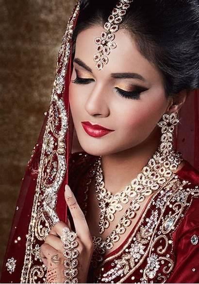 Makeup Indian Bridal Jewelry Artist Bride Sultana