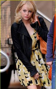 Emma Stone Spider-Man Actress