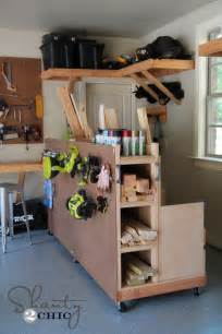 Firewood Saw Bench For Sale by 5 Quick Tips To Organize Your Garage The Creative Mom