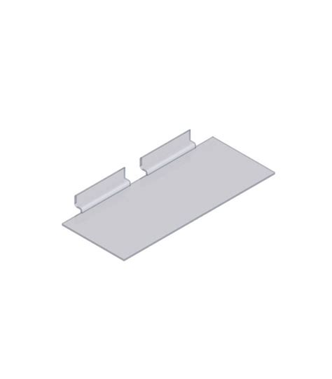 Mensola Plexiglass by 19449 Mensola Pannello Dogato Plexiglass