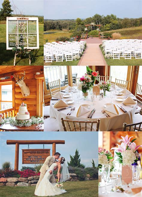 barn rustic wedding venues wisconsin barn weddings