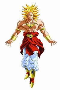 Broly, The Legendary Super Saiyan 3.0