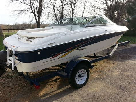 Four Winns Boats For Sale In Ontario by Four Winns Four Winns H180 2007 Used Boat For Sale In