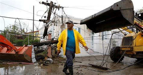 How have puerto rico's new microgrids performed during its massive power outage? Puerto Rico's Power Outage Could Be A Death Sentence For Many | HuffPost