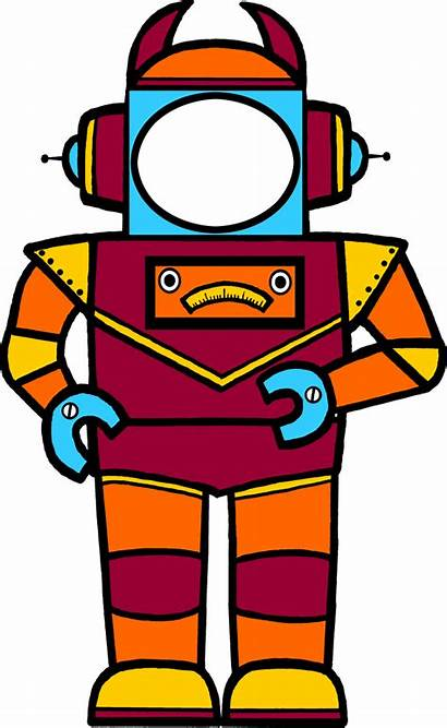 Robot Clipart Board Classroom Boards Robots Theme