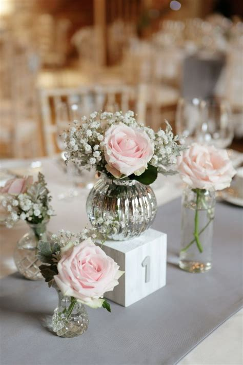 simple flower arrangements for wedding tables best 25 small wedding centerpieces ideas on