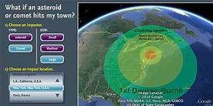 This Is What Would Happen If An Asteroid Hit Your Town
