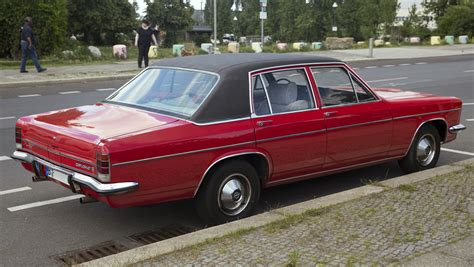 Opel Diplomat by File Opel Diplomat E Automatic In Rear Right Jpg