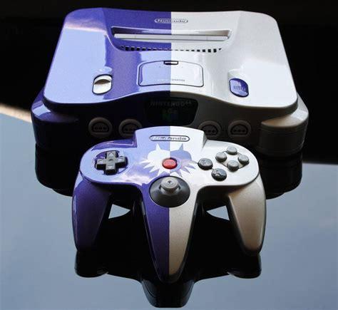 Custom Majoras Mask Nintendo 64 Console By ~zoki64 On