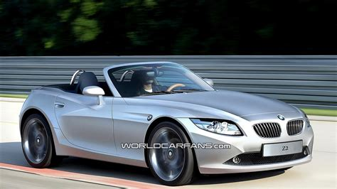Bmw Z2 Coming In 2015, M Performance Variant Possible Report