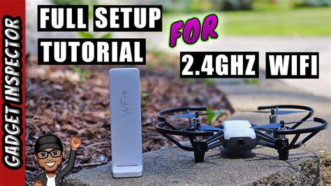 xiaomi mi wifi  repeater range extender full setup tutorial   ryze dji tello youtube