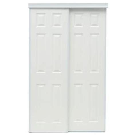 truporte 48 in x 80 in 106 series composite white