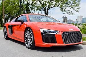 Audi R8 V10 Plus : review 2017 audi r8 v10 plus 95 octane ~ Melissatoandfro.com Idées de Décoration
