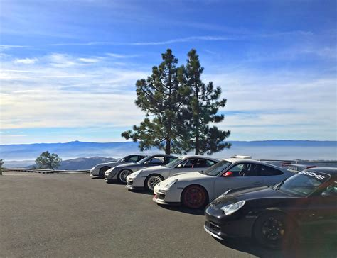 New Years Day Meet And Drive, Porsche Livermore