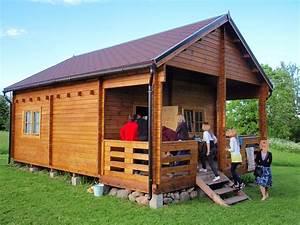 Chalet Bois Kit : chalet en kit camping 2 chalet en kit maison en bois ~ Carolinahurricanesstore.com Idées de Décoration