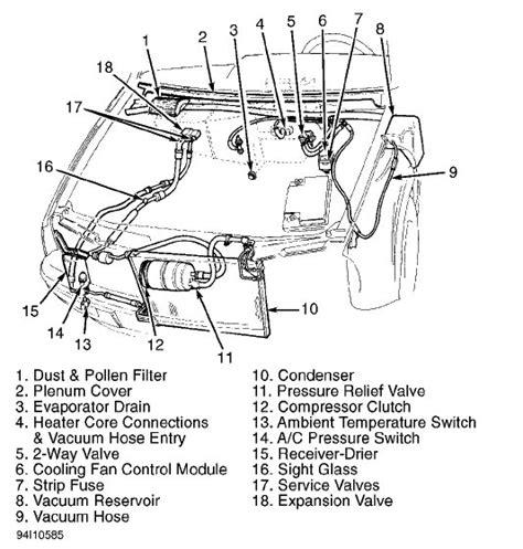 2001 Vw Jettum Tdi Vacuum Diagram by 2001 Vw Jetta 2 0 Engine Diagram Automotive Parts