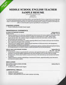 resume text exles resume sles types of resume