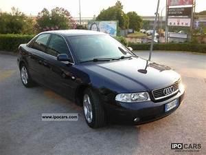 Audi A4 V6 Tdi : 2000 audi a4 2 5 v6 tdi cat advance tagliandata car photo and specs ~ Medecine-chirurgie-esthetiques.com Avis de Voitures