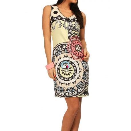 vetement femme fashion robe tunique imprim 233 e ete 101 id 233 es 012vra mode tendance