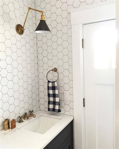 honeycomb tile ideas  pinterest hexagon tiles traditional trends  kitchen interior