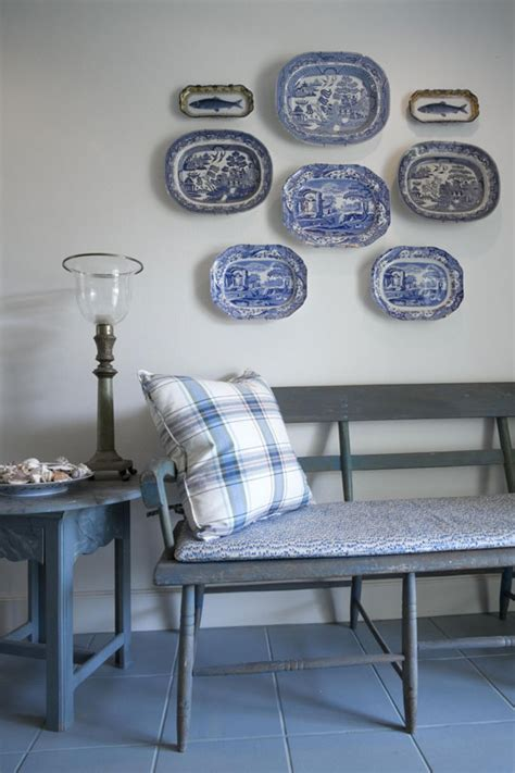 Breezy Blue Florida Cottage by New Home Interior Design Breezy In Blue Florida