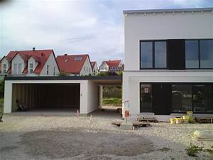 Carport Terrasse Kombination : garagen carport kombination als fertiggarage ~ Somuchworld.com Haus und Dekorationen